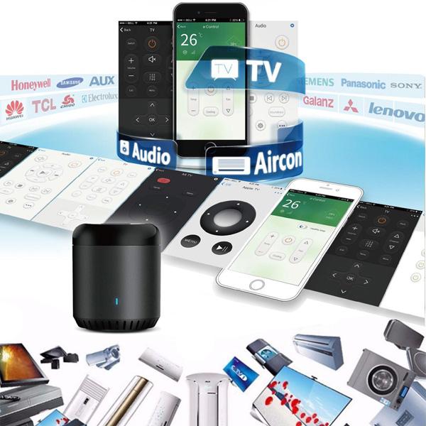 universal smart home wifi wlan app fernbedienung alle klimaanlagen klimager te ebay. Black Bedroom Furniture Sets. Home Design Ideas