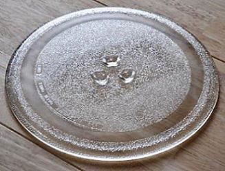 Mikrowelle Teller universal drehteller mikrowelle mit 24,5 cm durchmesser teller